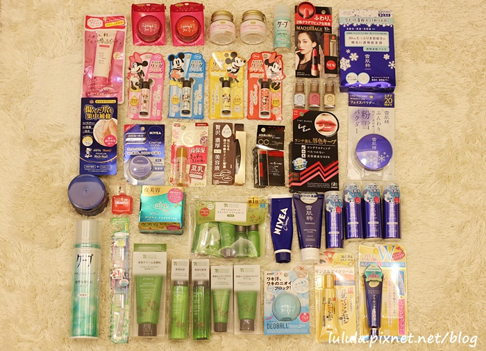 2016日本東京自助旅遊-藥妝店美妝戰利品-最新藥妝 (55)