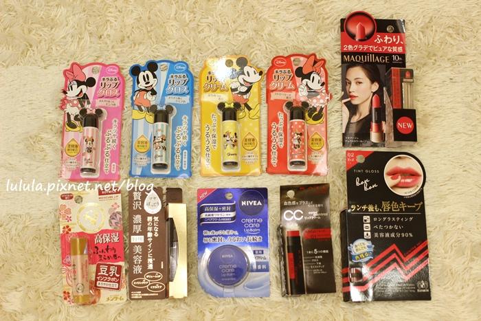 2016日本東京自助旅遊-藥妝店美妝戰利品-最新藥妝 (26)