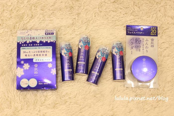 2016日本東京自助旅遊-藥妝店美妝戰利品-最新藥妝 (28)