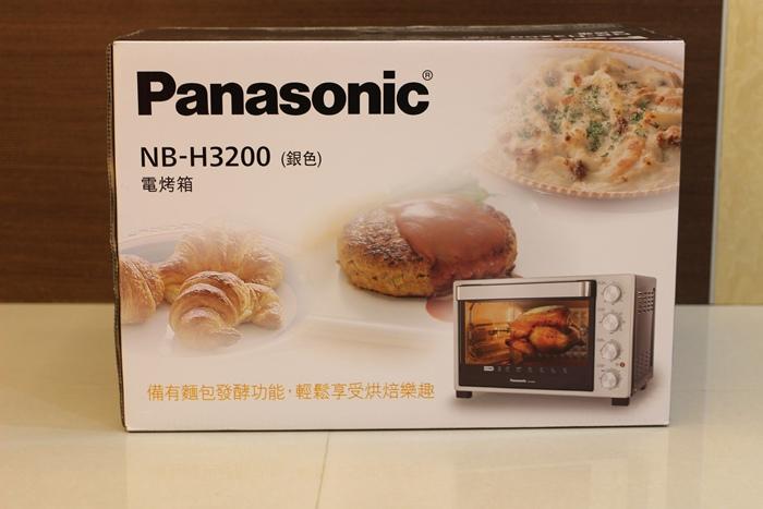 Panasonic NB-H3200電烤箱開箱 (3)