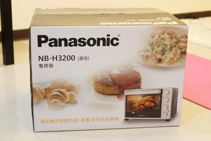 Panasonic NB-H3200電烤箱開箱 (2)