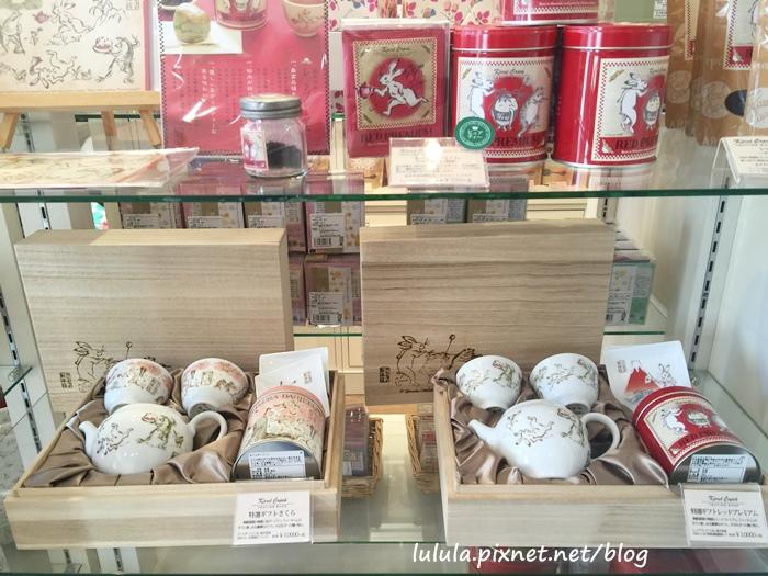 日本東京自由之丘-山田詩子紅茶專賣店可愛紅茶包-繪本作家紅茶研究家-karelcapek-trainchi jiyugaoka (26)
