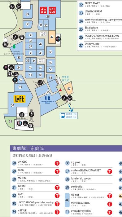 日本配眼鏡 Zoff Disney 晴空塔逛街 Afternoon Tea  sakura櫻花系列Tokyo Solamachi 日本東京自助旅行(74)