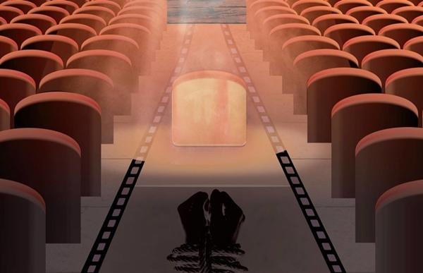 逃出電影院cinema escape-三創生活園區-Clapper theater-真人實境密室逃脫遊戲-大型解謎遊戲-限定版 大型遊戲-qhat帽子烤工廠-一直玩工作室-gellybombgames接力棒-secret assembly(6949)