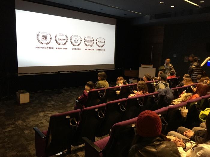 逃出電影院cinema escape-三創生活園區-Clapper theater-真人實境密室逃脫遊戲-大型解謎遊戲-限定版 大型遊戲-qhat帽子烤工廠-一直玩工作室-gellybombgames接力棒-secret assembly(679)