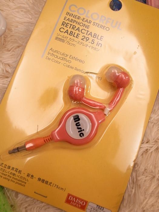 大創好物Daiso Japan-伸縮耳機伸縮充電線iphone6傳輸線-大創線上商城大創online-線上購物網站-日本大創戰利品 (1)