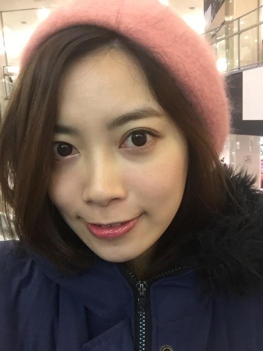 canmake蜜糖水吻唇蜜-三色試色 (4)