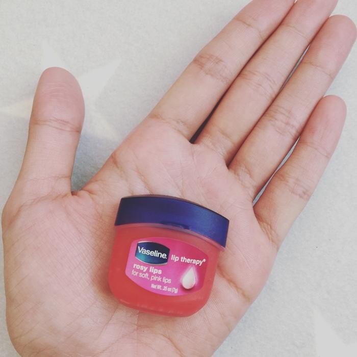 凡士林護唇膏 Vaseline lip therapy rosy lips 迷你可愛mini護唇膏 (104)
