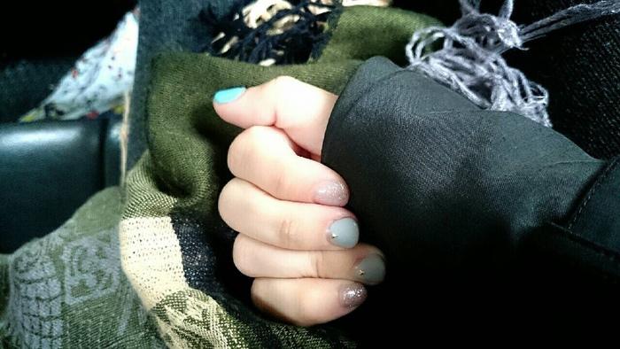 UNT MUCA居家光療DIY小花家庭美甲師開店囉~美甲師之路~幫別人做光療指甲 (1)