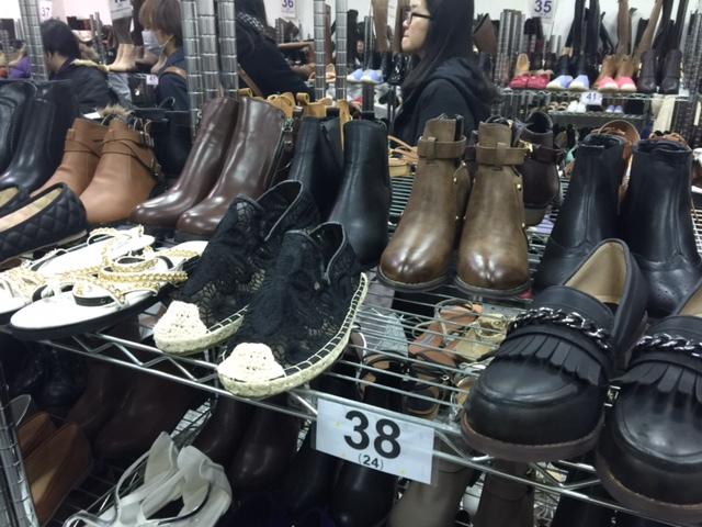 2016 D+af 嗑鞋朵拉 特賣會family sale現場照片+戰利品心得 (37)