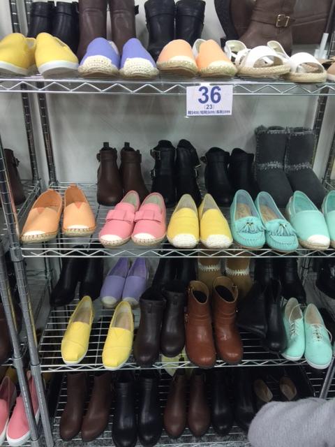 2016 D+af 嗑鞋朵拉 特賣會family sale現場照片+戰利品心得 (47)