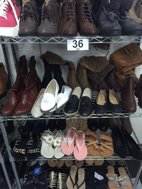 2016 D+af 嗑鞋朵拉 特賣會family sale現場照片+戰利品心得 (76)