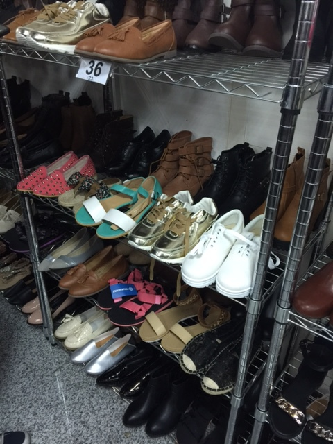 2016 D+af 嗑鞋朵拉 特賣會family sale現場照片+戰利品心得 (77)