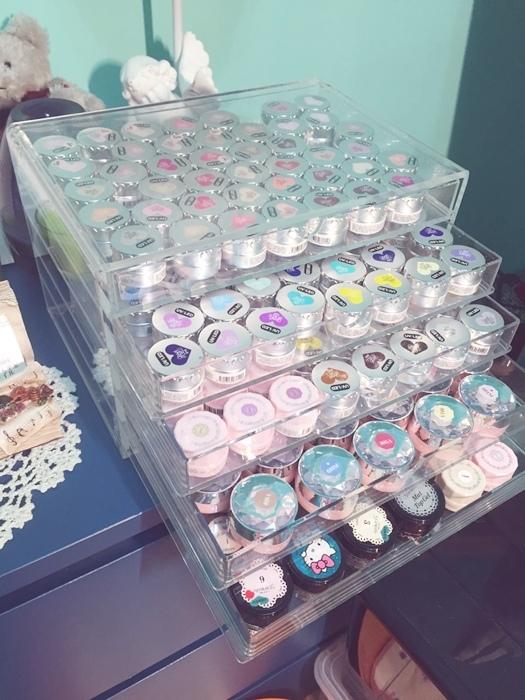 Midori nail 彌朵莉貓窩美甲室-光療美甲台北光療信義安和站-幾何光療凝膠指甲(106)