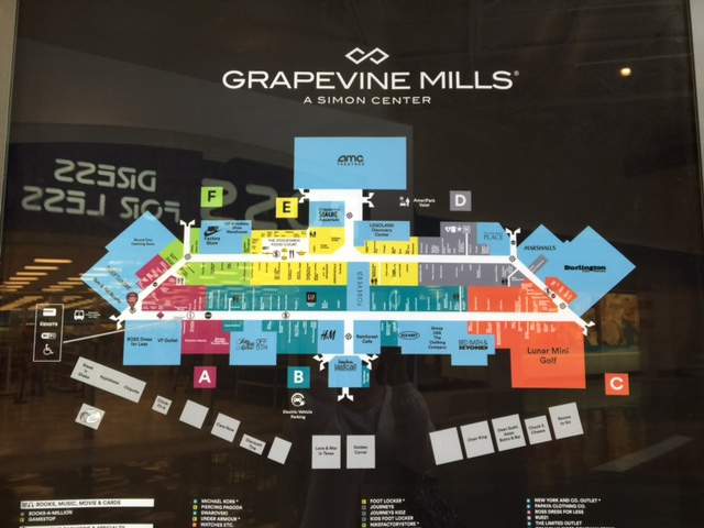 德州達拉斯Dallas TX Grapevine Mills outlet shopping血拚戰利品 (5)
