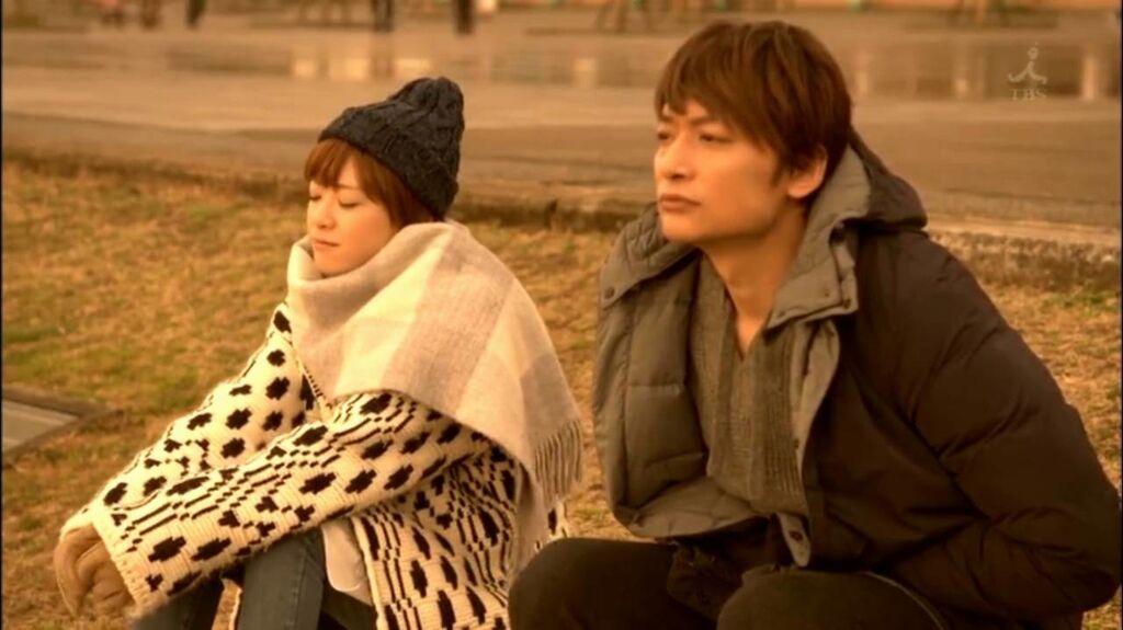 日劇-家族的形式-上野樹里髮型1