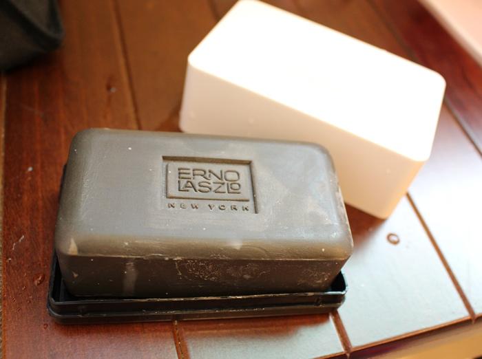 Erno Laszio 奧倫納素洗面皂-死海皂死海礦泥皂-PH前導潔顏精露-能量賦活-記憶彈力凍膜面膜 (278)