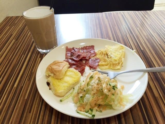 板橋新埔-向陽晨間飲食館-向陽早餐店早午餐 (3)