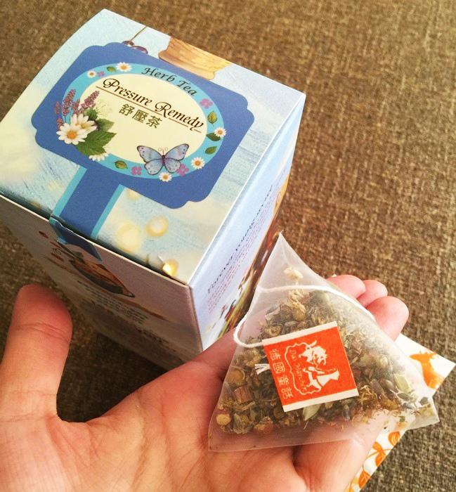 部落客-美花-果粒茶產品圖_紓壓茶盒+茶包_修