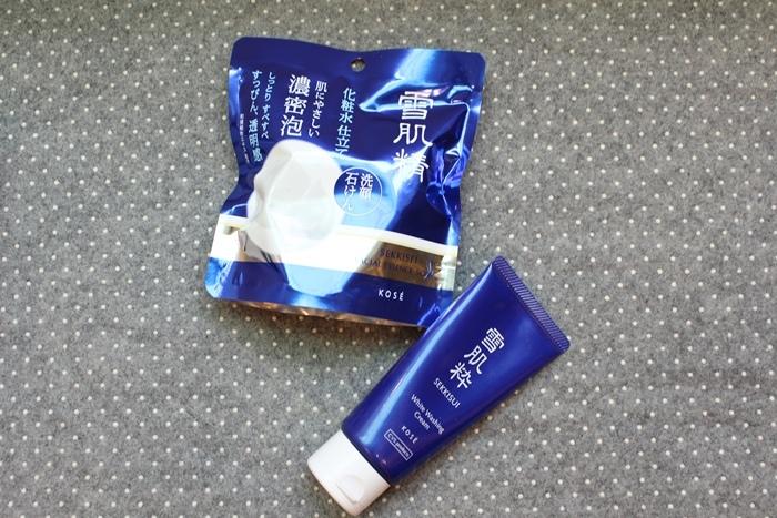 洗面乳洗面皂囤貨一覽-KORA-雪肌粹-雪肌精-AD+-清肌晶-HABA-DHC-Erno Laszlo-botanical force-大創研美白緊緻洗面乳-牛爾紅薏仁 (10)