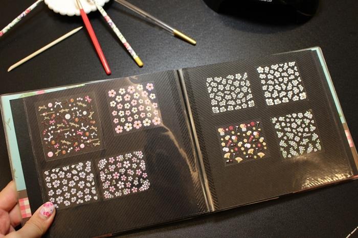 Daiso大創好物-美甲裝飾品-光療用具-美甲用品-指甲小物 (8)