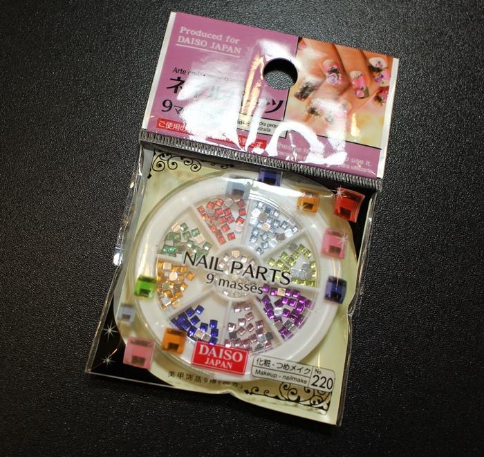 Daiso大創好物-美甲裝飾品-光療用具-美甲用品-指甲小物 (10)