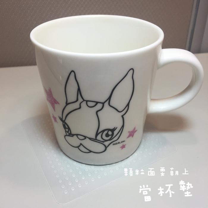 Daiso 大創好物微波矽膠伸縮保鮮膜杯墊