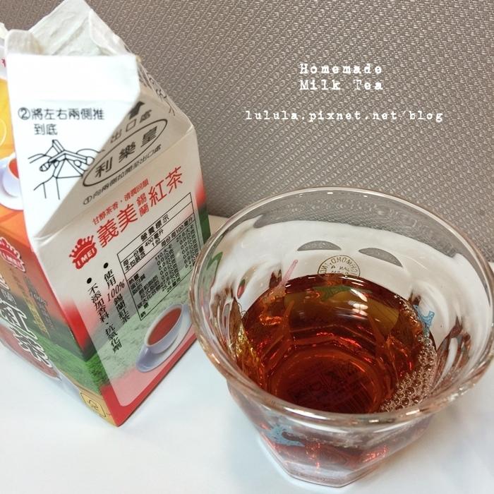 全家便利商店-義美紅茶錫蘭紅茶-義美鮮奶-義美全脂鮮乳-自製義美鮮奶茶 (3)