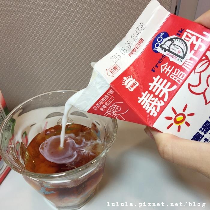 全家便利商店-義美紅茶錫蘭紅茶-義美鮮奶-義美全脂鮮乳-自製義美鮮奶茶 (5)