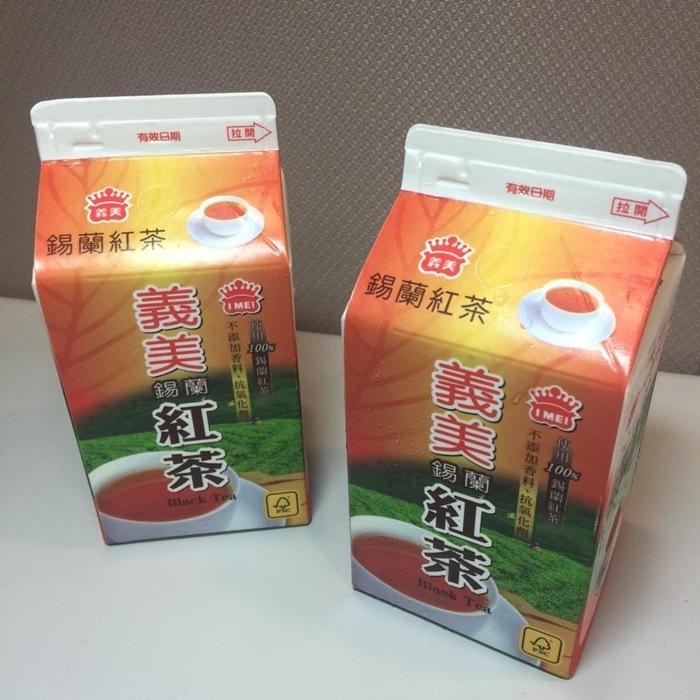 義美錫蘭紅茶-全家便利商店-義美全脂鮮乳-義美鮮奶茶 (1)
