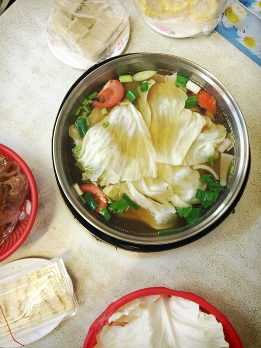 台南溫體牛肉火鍋-阿裕牛肉湯 (16)