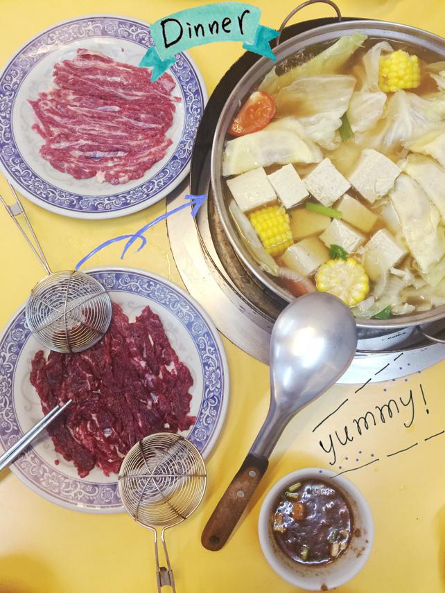 台南溫體牛肉火鍋-阿裕牛肉湯 (18)