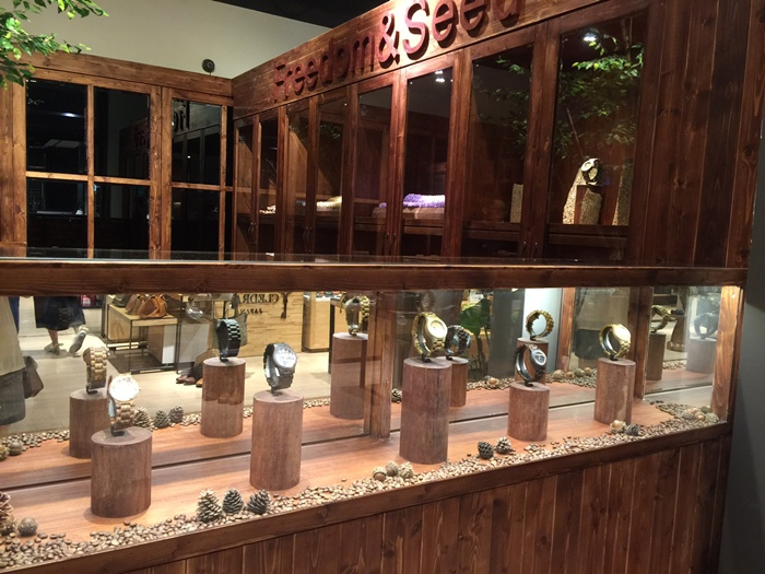 Freedom & Seed 木腕表-日本職人系列木頭手工錶-藝系列-加拿大楓木手錶-孕婦穿搭 (71)