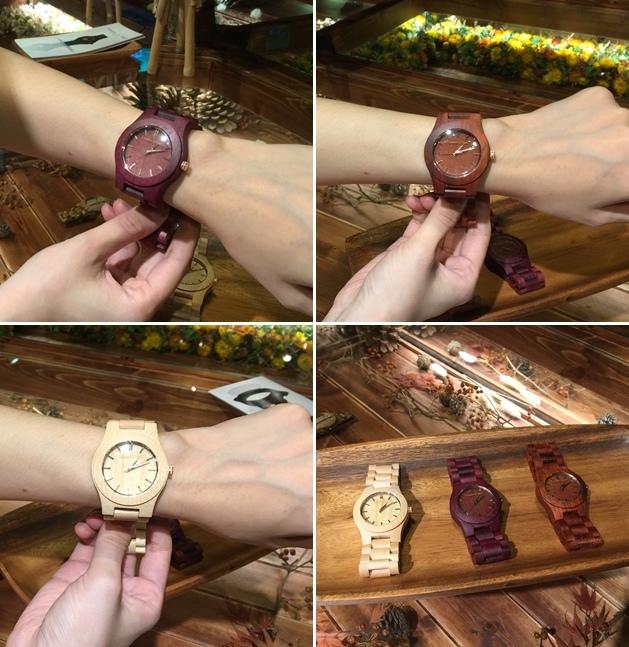 Freedom & Seed 木腕表-日本職人系列木頭手工錶-藝系列-加拿大楓木手錶-孕婦穿搭 (81)-tile