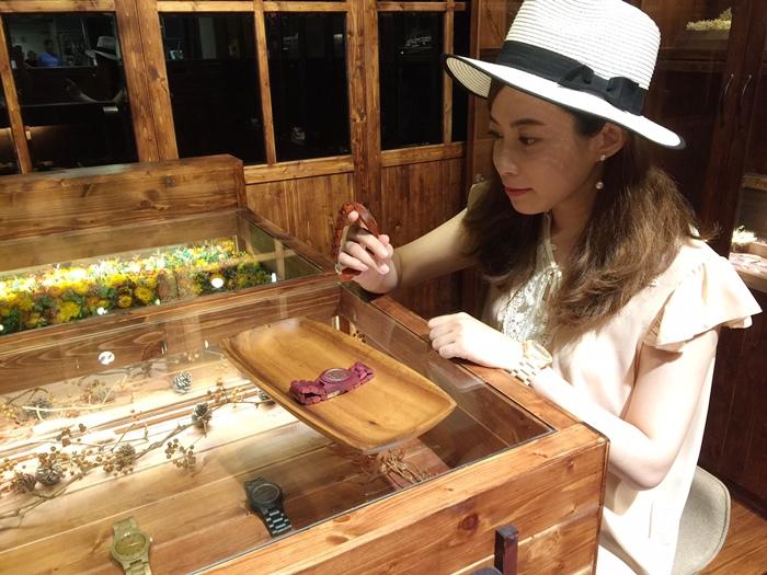 Freedom & Seed 木腕表-日本職人系列木頭手工錶-藝系列-加拿大楓木手錶-孕婦穿搭 (90)
