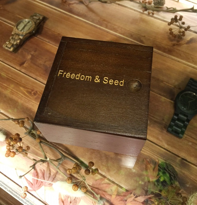 Freedom & Seed 木腕表-日本職人系列木頭手工錶-藝系列-加拿大楓木手錶-孕婦穿搭 (93)