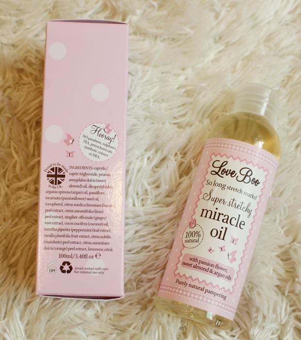 Love Boo 英國孕婦品牌-緊緻修護奇蹟油-護養緊實美胸霜-長效滋潤美體霜 (4)