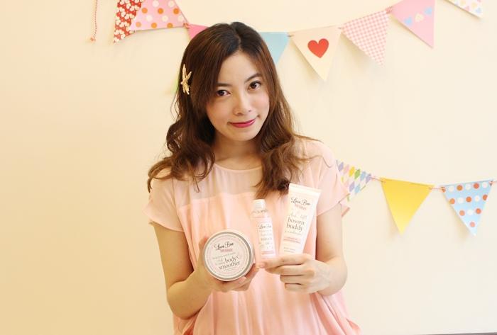 Love Boo~來自英國的妊娠油護膚油防紋油-護膚霜-美胸霜-孕婦專用