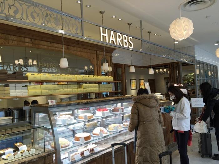 HARBS蛋糕甜點午間套餐義大利麵超划算 水果千層蛋糕 日本東京-銀座Hikarie百貨4樓 (78)