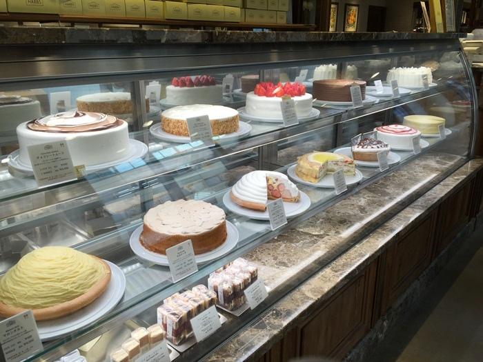 HARBS蛋糕甜點午間套餐義大利麵超划算 水果千層蛋糕 日本東京-銀座Hikarie百貨4樓 (77)