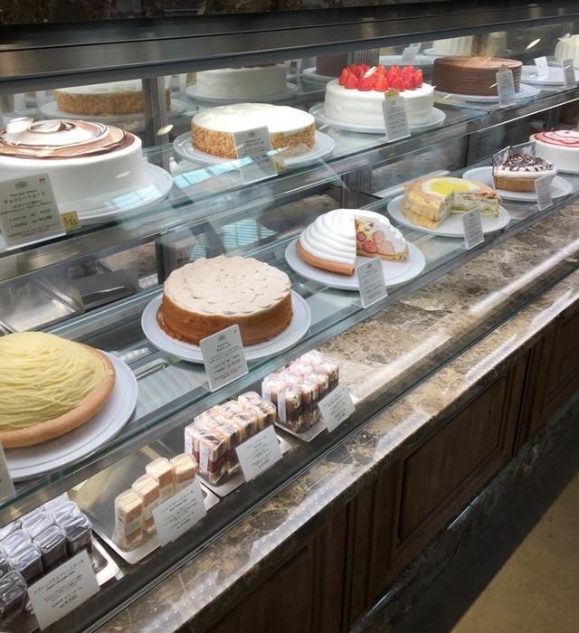 HARBS蛋糕甜點午間套餐義大利麵超划算 水果千層蛋糕 日本東京-銀座Hikarie百貨4樓 (76)