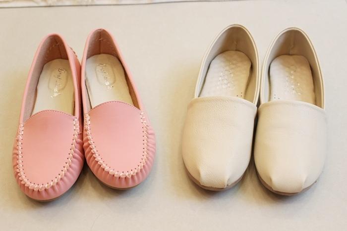 D+af 2016 忠孝SOGO百貨特賣會-豆豆鞋平底鞋涼鞋夏季鞋款-孕婦穿搭 (9011)