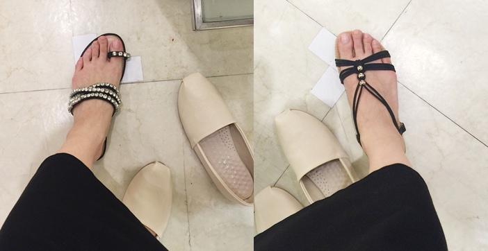 D+af 2016 忠孝SOGO百貨特賣會-豆豆鞋平底鞋涼鞋夏季鞋款-孕婦穿搭 (14)-horz