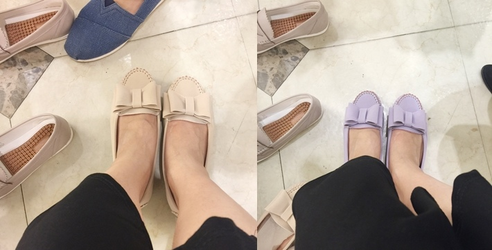 D+af 2016 忠孝SOGO百貨特賣會-豆豆鞋平底鞋涼鞋夏季鞋款-孕婦穿搭 (18)-horz