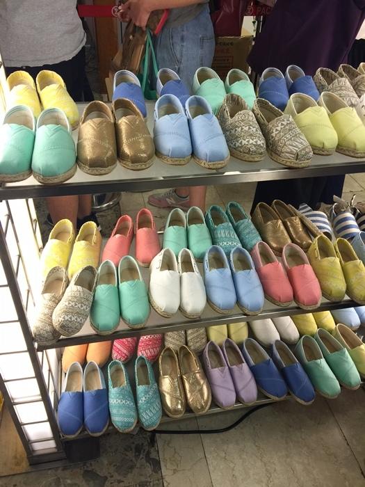 D+af 2016 忠孝SOGO百貨特賣會-豆豆鞋平底鞋涼鞋夏季鞋款-孕婦穿搭 (22)