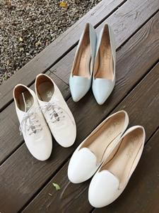 D+af特賣會平底鞋高跟鞋豆豆鞋短靴 (3)