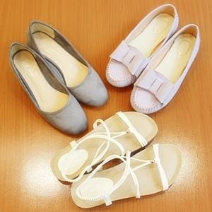 D+af特賣會平底鞋高跟鞋豆豆鞋短靴 (4)