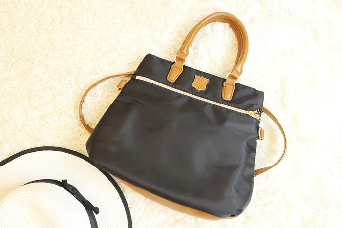 日本Macaronic Style 3way包 媽媽包-What is in my bag-包包裡有什麼-產檢包-媽媽手冊-鋼鐵線IronWire (17)