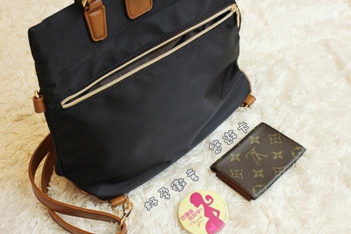 日本Macaronic Style 3way包 媽媽包-What is in my bag-包包裡有什麼-產檢包-媽媽手冊-鋼鐵線IronWire (20)