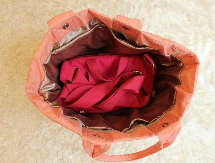 日本Macaronic Style 3way包 媽媽包-What is in my bag-包包裡有什麼-產檢包-媽媽手冊-鋼鐵線IronWire (32)